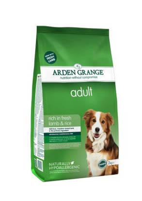 Picture of Arden Grange Adult Lamb & Rice 2kg