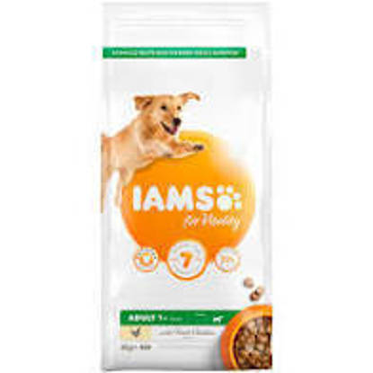 Picture of Iams Vitality Dog Large Breed Chicken 2kg